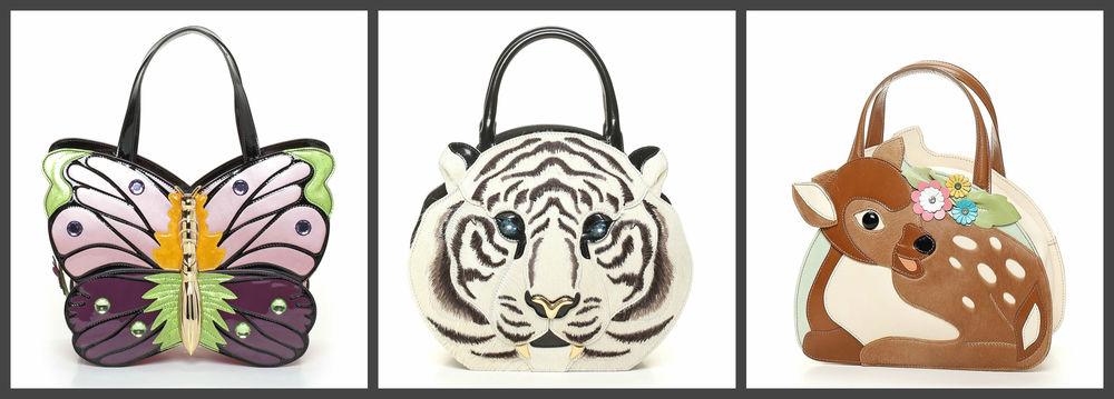 6bea6484af05 Фантазийные сумки от Braccialini – Ярмарка Мастеров