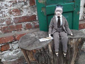 Фрида Кало в мужском костюме. Ярмарка Мастеров - ручная работа, handmade.