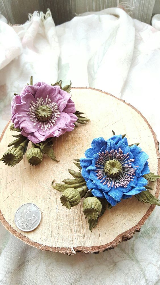 8 марта подарок, брошь-цветок