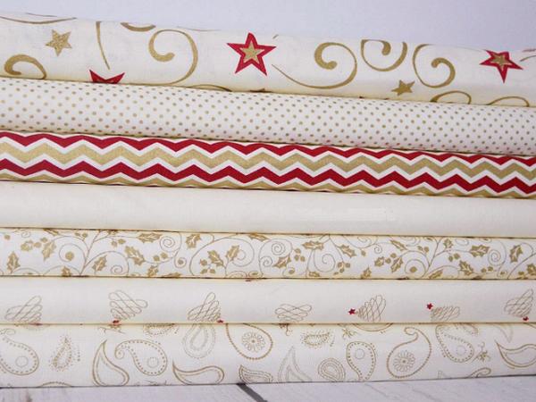 Поступление новогодних тканей   Ярмарка Мастеров - ручная работа, handmade