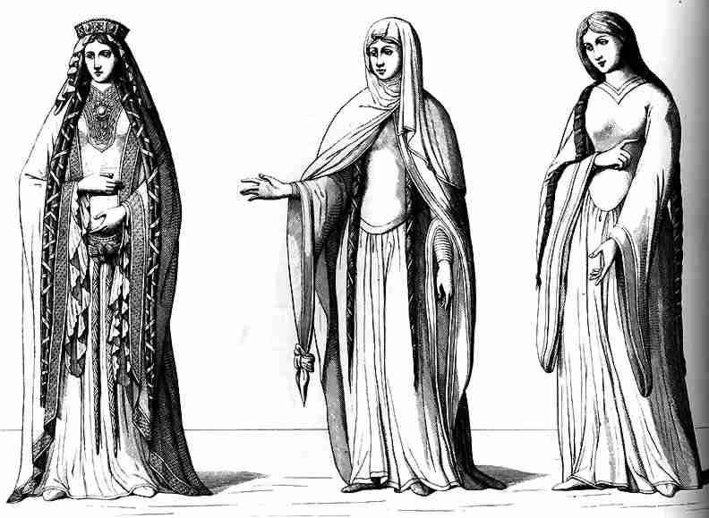 государственный университет одежда романский период картинки описаниям европейцев, несмотря