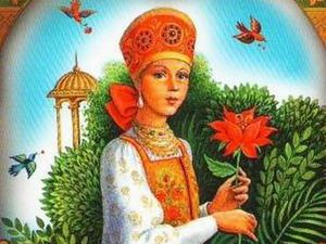 Особенности национальной русской женской одежды. Ярмарка Мастеров - ручная работа, handmade.