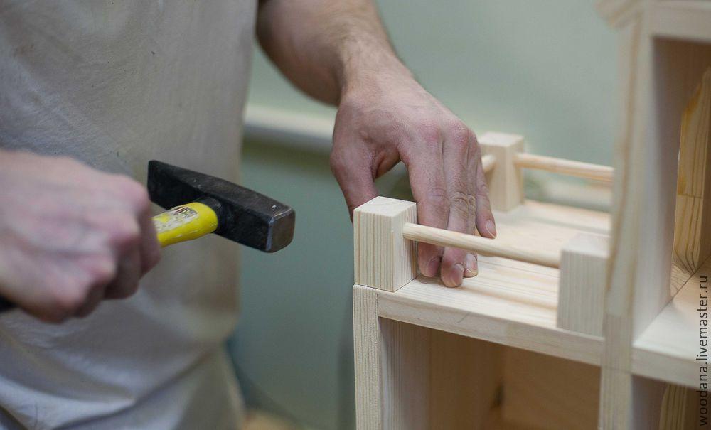 Создаем кукольный домик своими руками, фото № 31