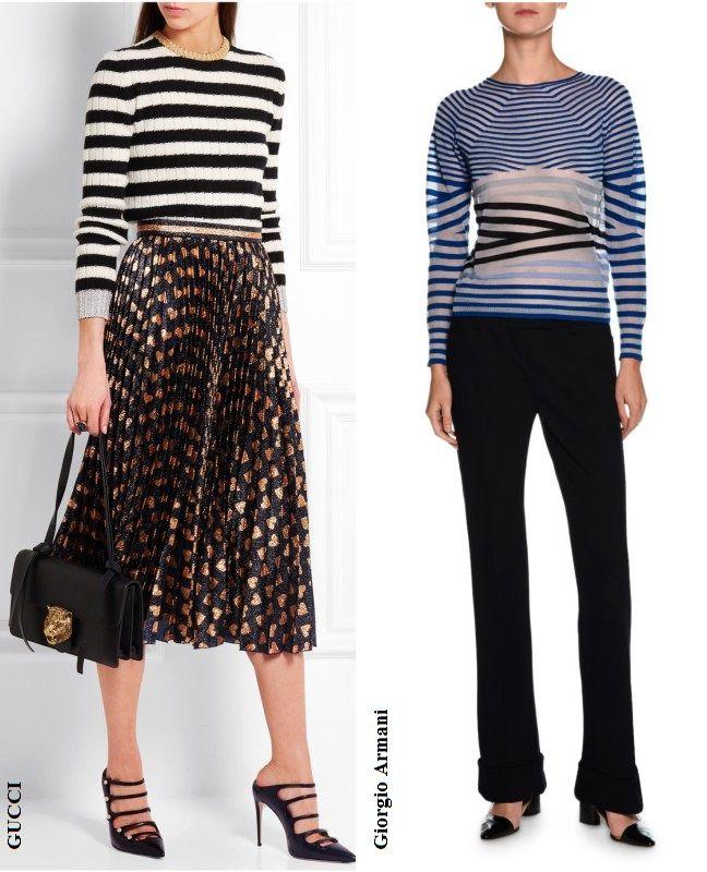 тренды, подиум, обзор вязаной моды, модный тренд, модный образ