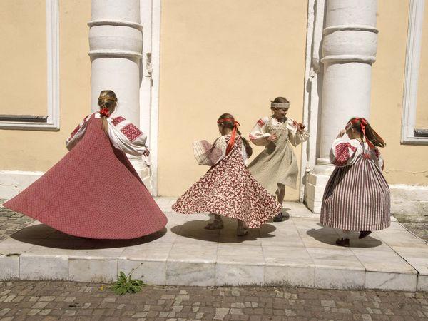Традиционный русский сарафан | Ярмарка Мастеров - ручная работа, handmade