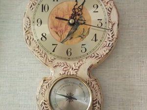 Еще идут старинные часы. Ярмарка Мастеров - ручная работа, handmade.