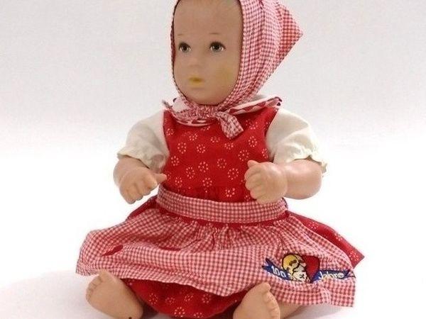 Наша куколка Kathe Kruse | Ярмарка Мастеров - ручная работа, handmade