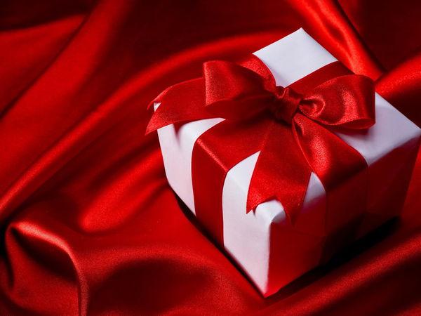 Розыгрыш подарка от магазина