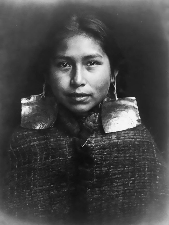 What the Indigenous Women of North America Looked Like: Vintage Photos of Indian Girls, фото № 10