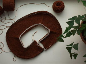 Кофта-реглан из шерсти ягненка. Ярмарка Мастеров - ручная работа, handmade.