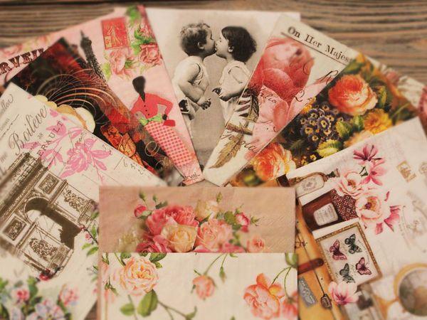 Подарки рукодельницам-декупажницам! | Ярмарка Мастеров - ручная работа, handmade