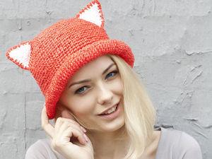 Розыгрыш летней шляпки!. Ярмарка Мастеров - ручная работа, handmade.