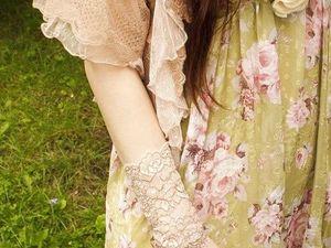 Мори. Девочка из леса.. Ярмарка Мастеров - ручная работа, handmade.