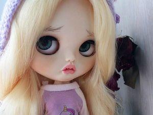 New Doll Венера Custom Blythe. Ярмарка Мастеров - ручная работа, handmade.