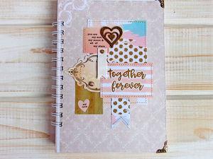 Дневник невесты - новая работа. Ярмарка Мастеров - ручная работа, handmade.