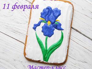 Мастер-класс по росписи пряников   Ярмарка Мастеров - ручная работа, handmade