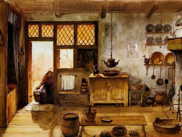 Румбокс, Голландская хижина | Ярмарка Мастеров - ручная работа, handmade