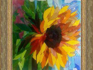 Мозаика. Картина-панно | Ярмарка Мастеров - ручная работа, handmade