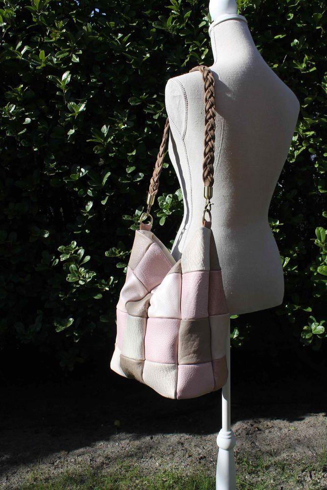 сумка-торба, пэчворк