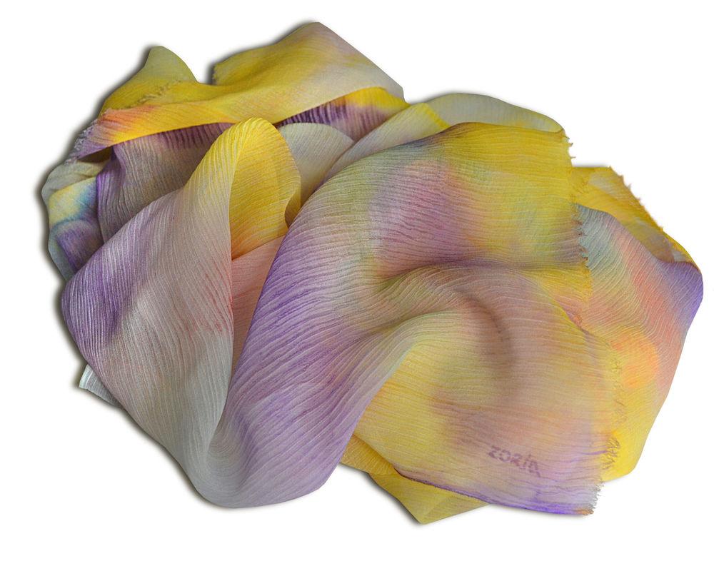 акция, новинка, бесплатная доставка, шелковый шарф, шёлковый шарф батик, шарф шёлковый, шарф шелковый батик, живописные радости, зорина надежда