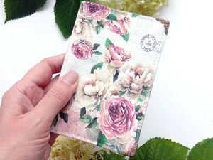 Письма с ароматом винтажных роз. Ярмарка Мастеров - ручная работа, handmade.