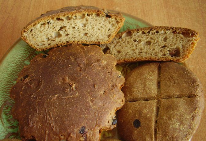 хлеб, закваска, здоровое питание