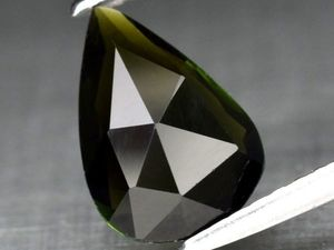 Турмалин зеленый 1,33ct. Ярмарка Мастеров - ручная работа, handmade.