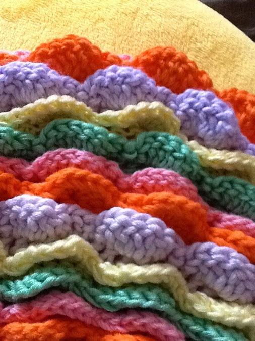 вязание, вязание крючком, процесс, пряжа