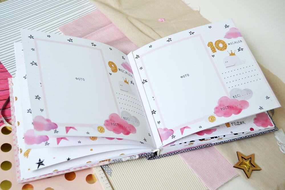 Фотоальбом для девочки с рождения и до 5 лет., фото № 18