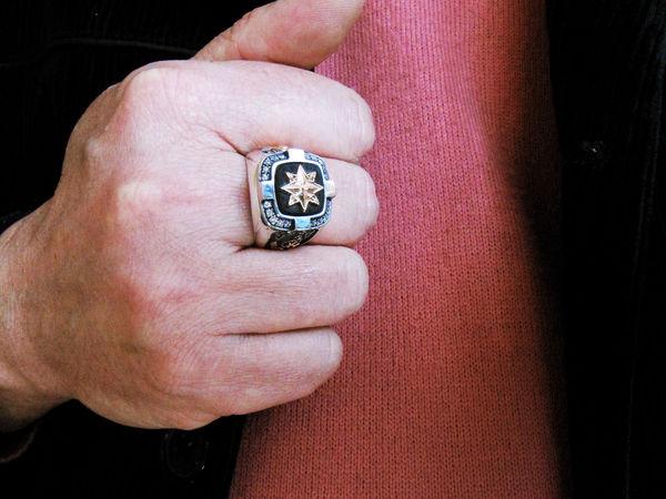 Мужские перстни- на каком пальце носить? | Ярмарка Мастеров - ручная работа, handmade