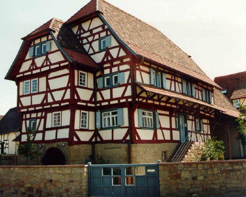 Сказочные дома в фахверковском стиле, фото № 18