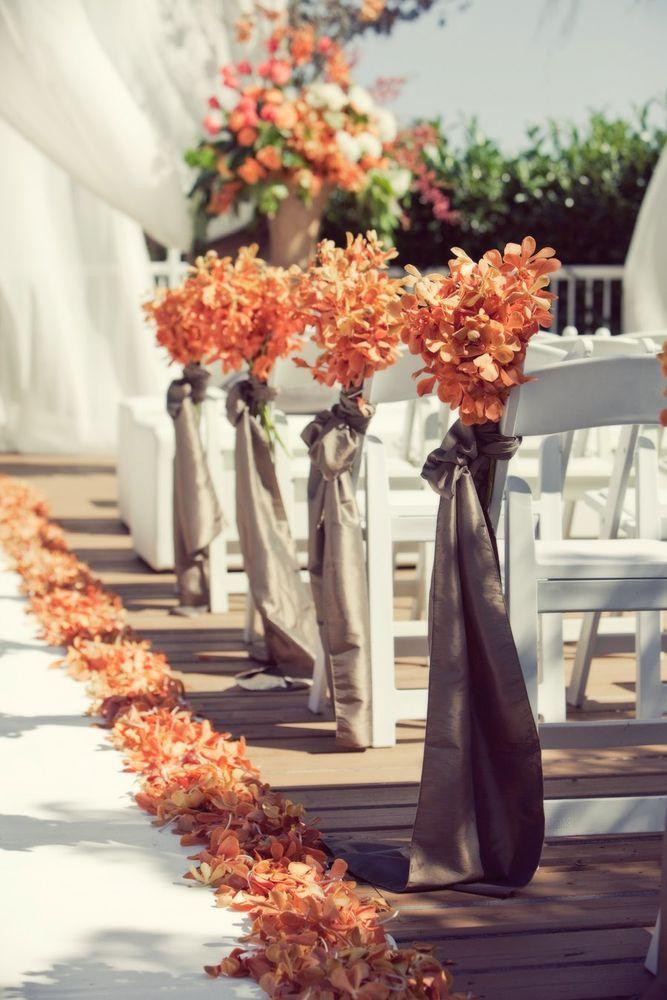 свадьба, праздник, декорирование, оранжевый, оформление спб