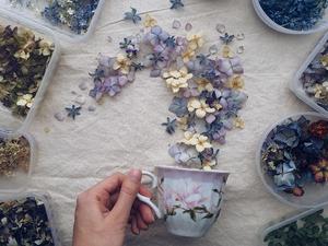 Как положить весну в шкатулку: цветочный рай Марины Малиновской. Ярмарка Мастеров - ручная работа, handmade.