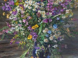Распродажа картин!!! Дешевле на 13 750 руб.!!!!!!!. Ярмарка Мастеров - ручная работа, handmade.
