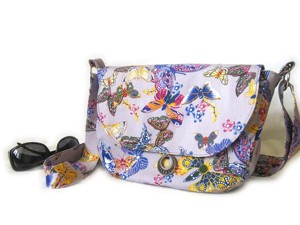 c0c274342f48 Шьем яркую текстильную сумочку на лето | Ярмарка Мастеров - ручная работа,  handmade