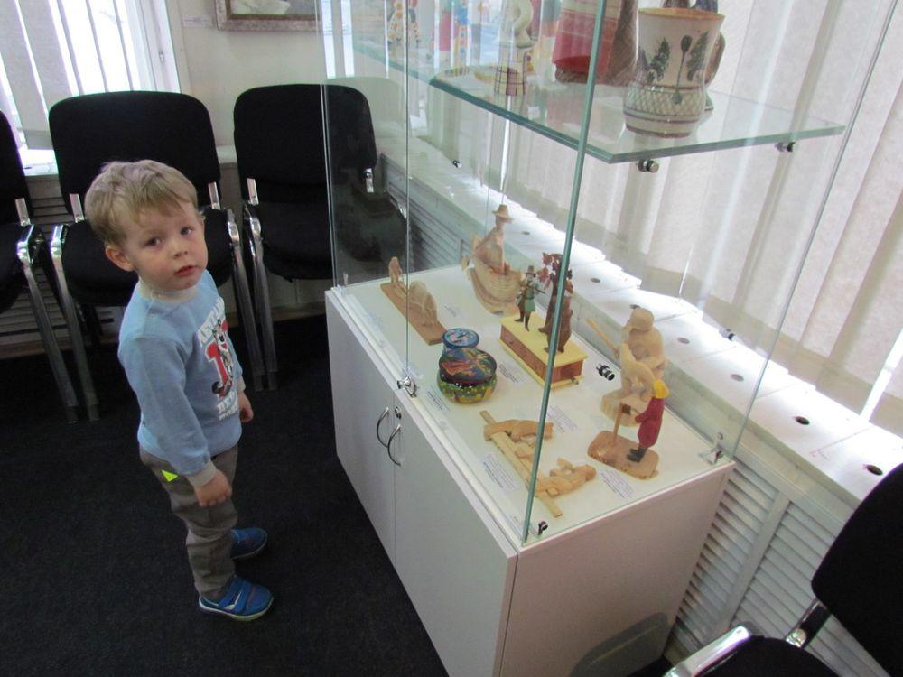 Фотоотчёт с выставки «По Золотому Кольцу», фото № 18