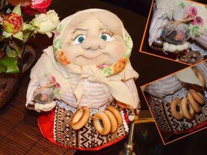Шьем чулочную куклу-коробочку. Видео мастер-класс. Ярмарка Мастеров - ручная работа, handmade.
