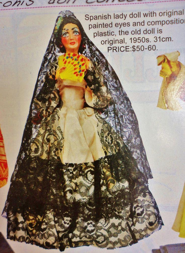 Чувственные куклы фламенко в образе Carmelita Geraghty, фото № 8