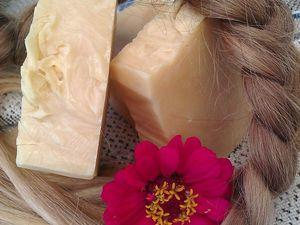 Шампуневое мыло твердый шампунь и его преимущество. Ярмарка Мастеров - ручная работа, handmade.