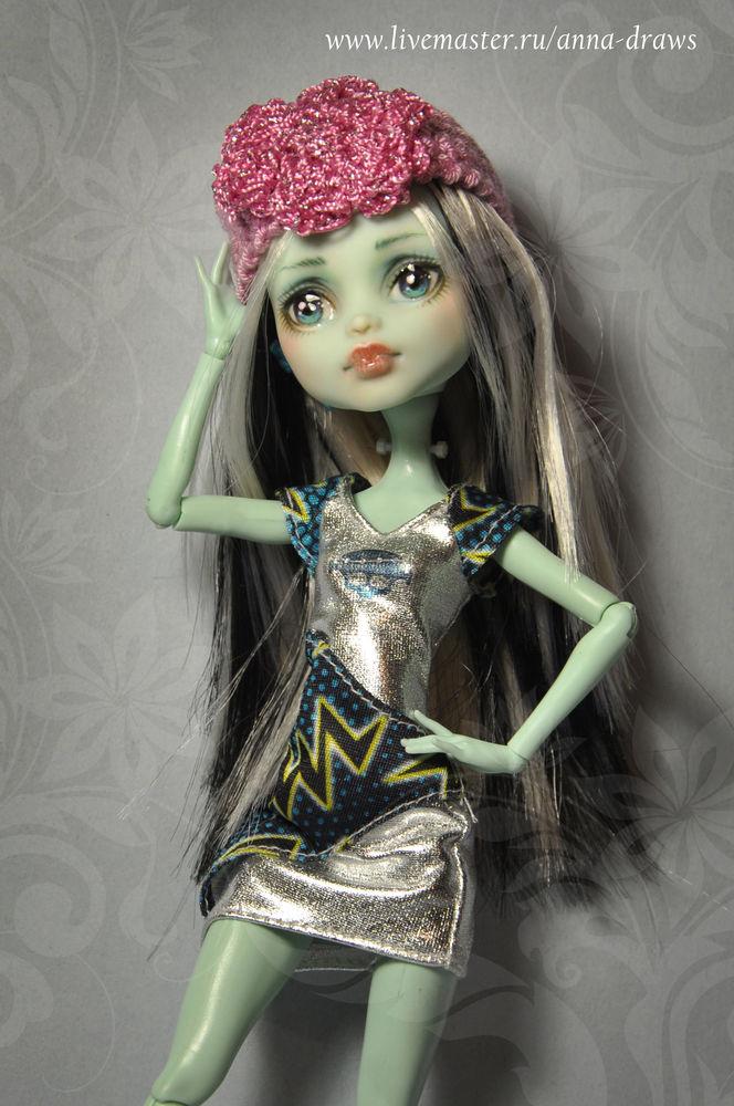Как сделать куклу ООАК: пошаговая инструкция и видеоурок, фото № 20