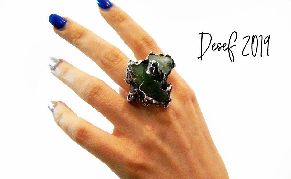 кольцо, украшение ручной работы