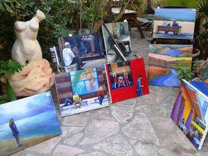 Дни искусства в Хайфе: художники зовут к себе домой!. Ярмарка Мастеров - ручная работа, handmade.