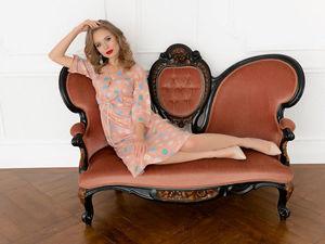 ВИДЕО. Чудесные платья в стиле бохо. Ярмарка Мастеров - ручная работа, handmade.