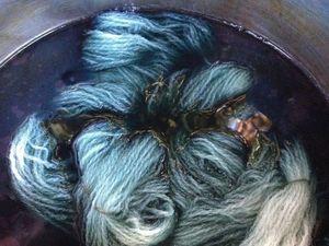 Тонкости и нюансы ручного окрашивания шерсти. Ярмарка Мастеров - ручная работа, handmade.