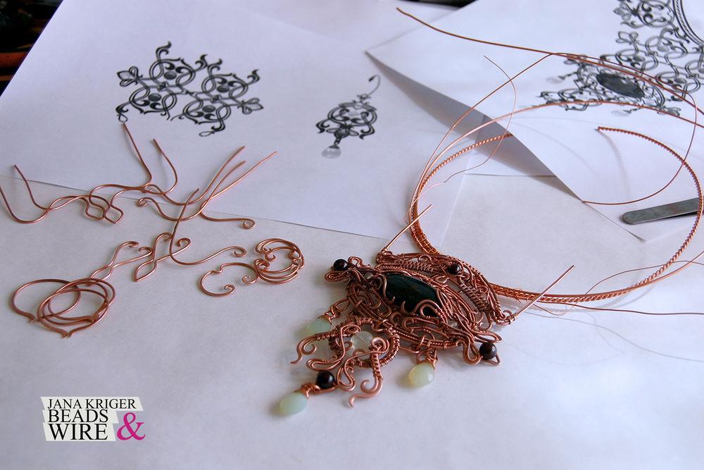 wire work