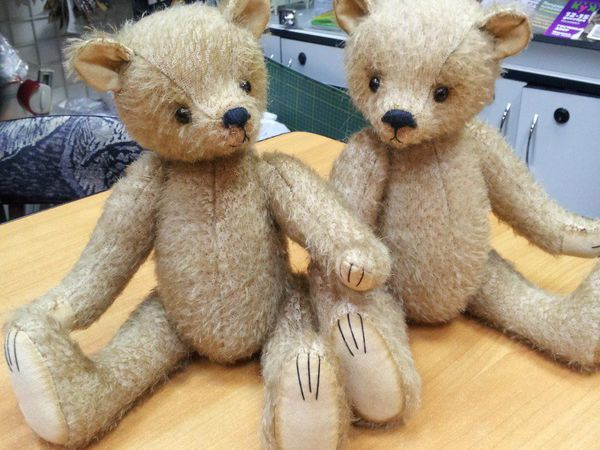 Базовый мк по мишкам Тедди. Санкт-Петербург, октябрь | Ярмарка Мастеров - ручная работа, handmade