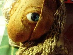 Совершенно дикий заяц... Коржик:) | Ярмарка Мастеров - ручная работа, handmade
