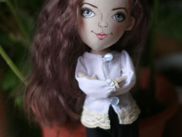Кукла в вашем образе | Ярмарка Мастеров - ручная работа, handmade