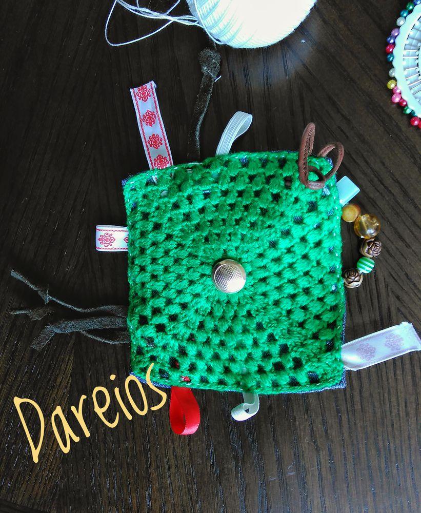 Делаем развивающую игрушку для ребенка из подручных материалов, фото № 24