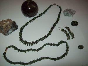 Дары природы - диопсид, хромдиопсид.. Ярмарка Мастеров - ручная работа, handmade.